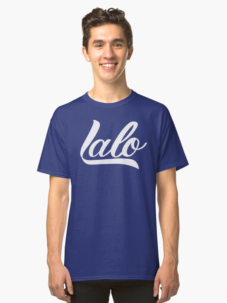 Lalo Classic T-Shirt Front