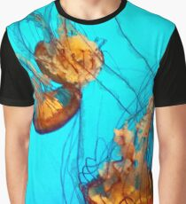 Jellyfish at the California Academy of Sciences Graphic T-Shirt