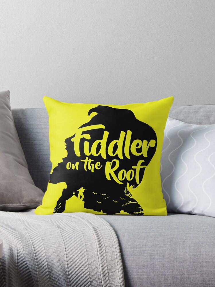 Fiddler On The Roof - Merchandise by Craig Robert McDowall