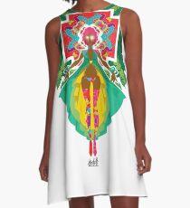 Calypso A-Line Dress