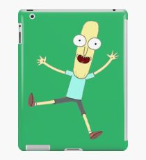 Mr. Poopy Butthole (Rick & Morty) Design iPad Case/Skin