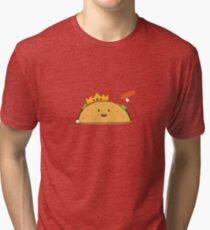 Hail taco Tri-blend T-Shirt