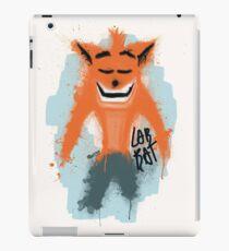 Lab Rat Crash iPad Case/Skin