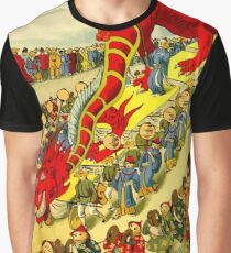 Chinese festival Graphic T-Shirt