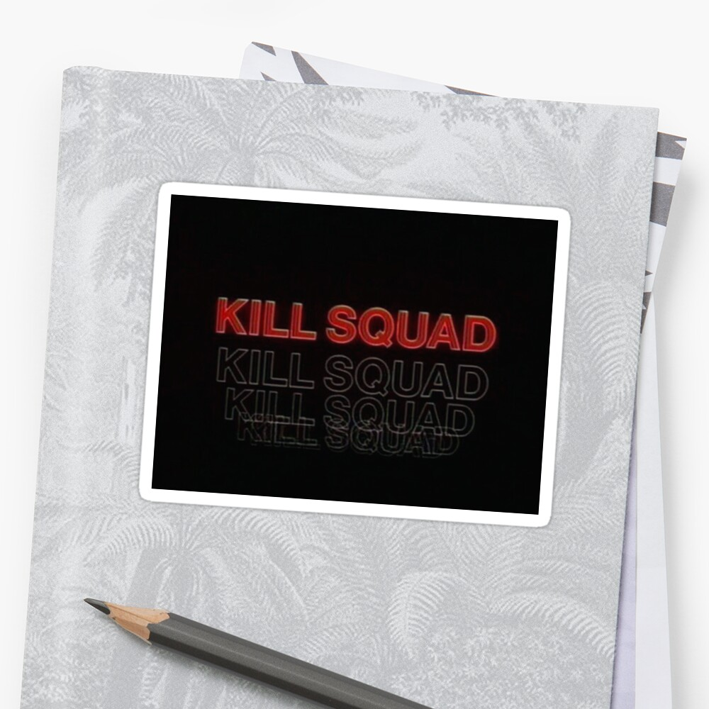 Kill Squad by Anjali Devjani