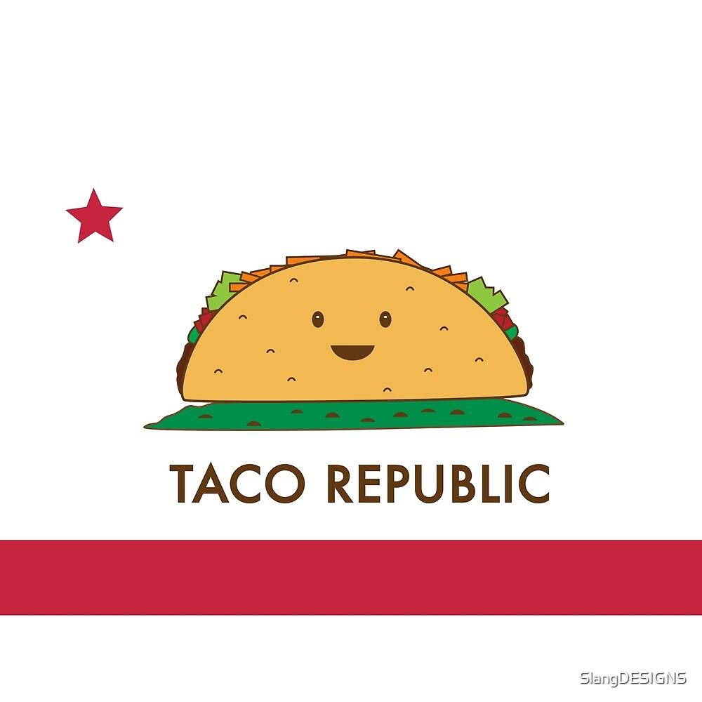 Taco Republic by SlangDESIGNS