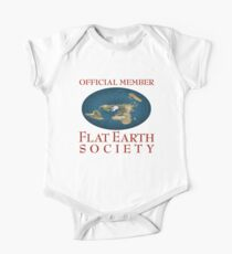 Flat Earth Society Kids Clothes