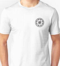 Camiseta unisex Insignia del loto blanco