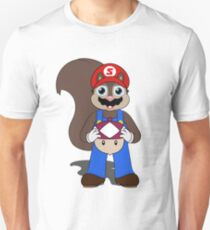 The Plumber Squirrel T-Shirt