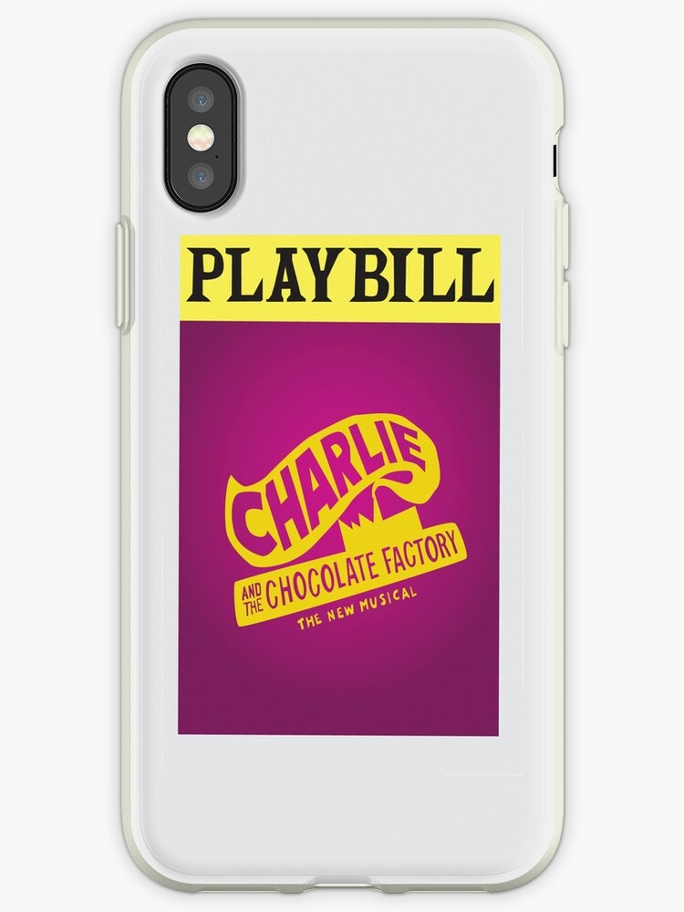 Charlie and the Chocolate Factory Playbill by Beth Dunn