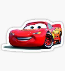 Lightning McQueen Sticker