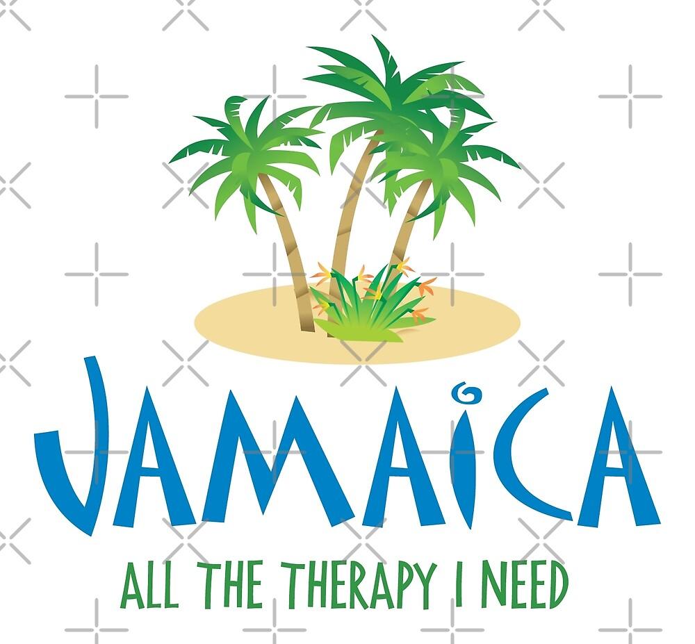 Jamaica, All the Therapy I Need by Futurebeachbum