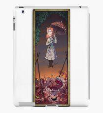 Haunted Portal 4 iPad Case/Skin