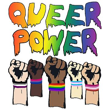 Queer Power by outofsuburbia