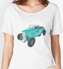 1932 Ford Ray Brown Roadster Women's Relaxed Fit T-Shirt