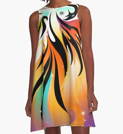 Phoenix Nova A-Line Dress