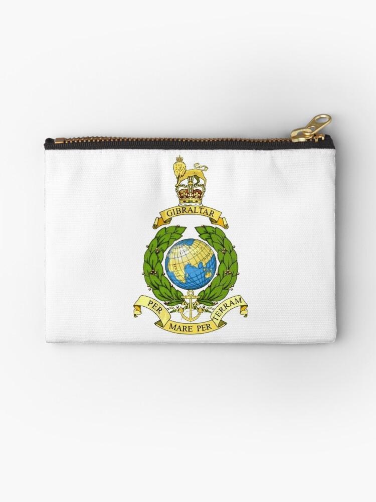 Royal Marines Emblem by Nikki SpaceStuffPlus