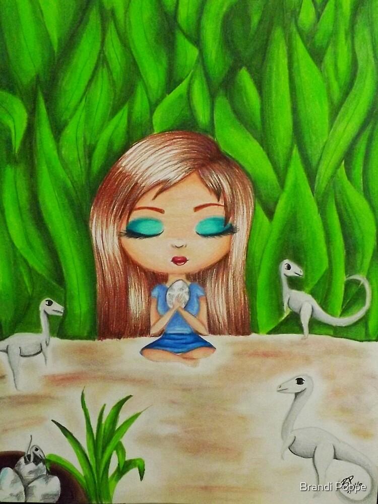 Mother of Dinos by Brandi Poppe