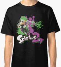 Splatoon 2 Inkling Boy Classic T-Shirt