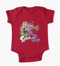 Splatoon 2 Inkling Boy Kids Clothes