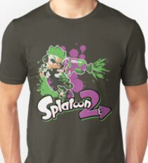 Splatoon 2 Inkling Boy T-Shirt
