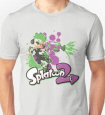 Splatoon 2 Inkling Boy Unisex T-Shirt