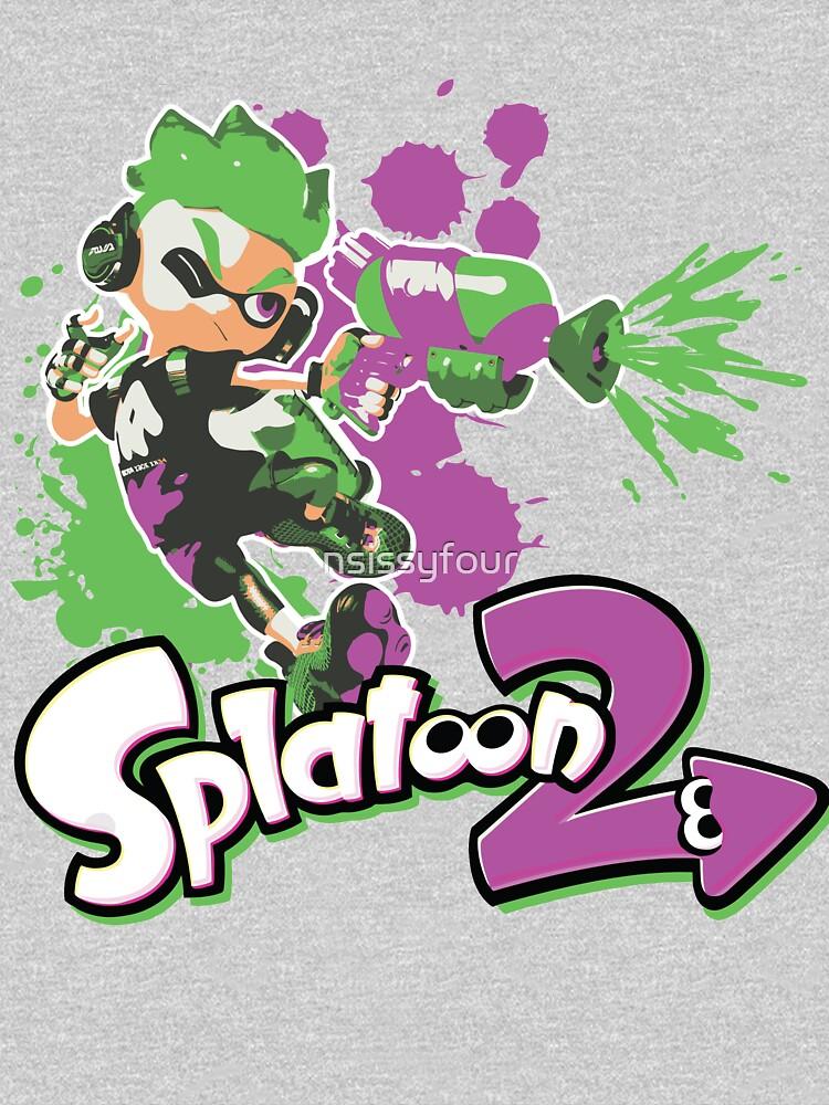 Splatoon 2 Inkling Boy de nsissyfour