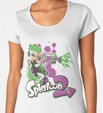 Splatoon 2 Inkling Boy Women's Premium T-Shirt