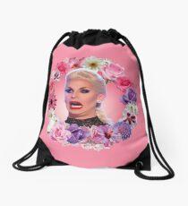 Shocked Katya Zamolodchikova - Rupaul's Drag Race All Stars 2 Drawstring Bag