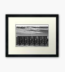 6 Mailing Boxe Framed Print