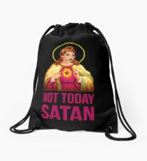 Bianca Del Rio nicht heute Satan - Rupauls Drag Race Turnbeutel