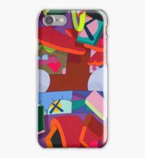 "KAWS, ""Silent City"" 2011 iPhone Case/Skin"