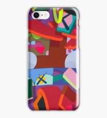 "KAWS, ""Silent City"" 2011 iPhone Case/Skin"