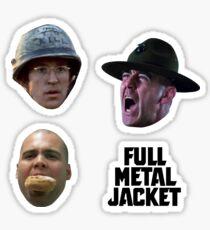 Full Metal Jacket - Sticker Pack Sticker