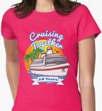 Cruising Together 30 Year Celebration Cruise T Shirt Tshirt T-Shirt