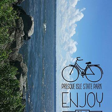 Presque Isle State Park by valbuquerque