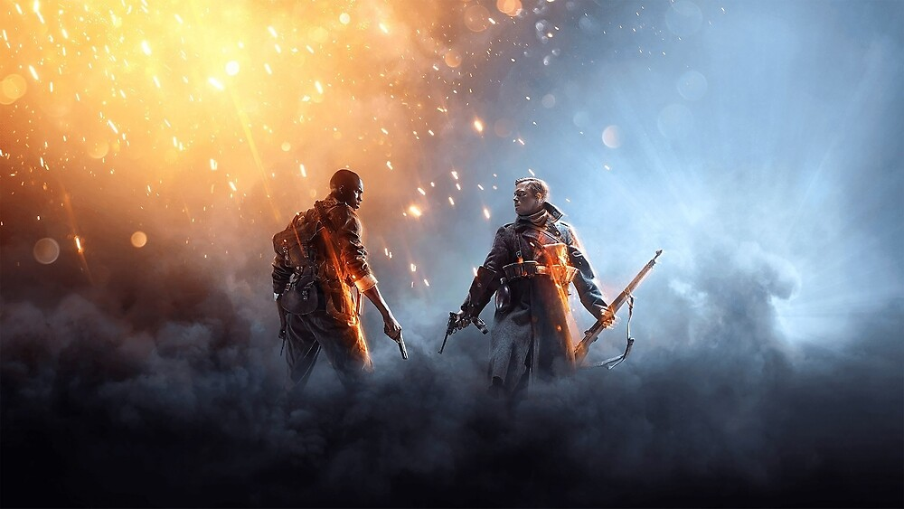 Battlefield 1 by ander999