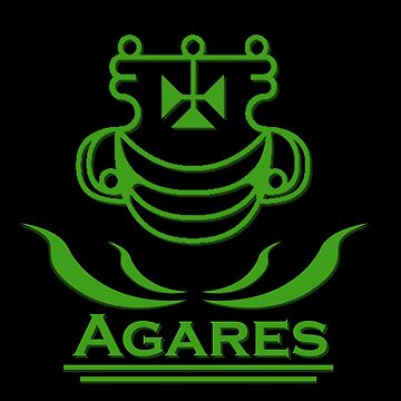 Agares by Dragon-Venom55