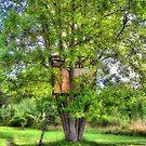 Treehouse by Annika Strömgren