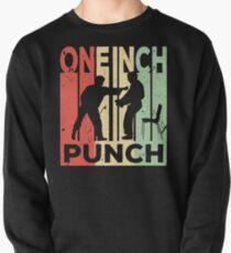 Sudadera cerrada One Inch Punch Kung Fu Vintage Retro