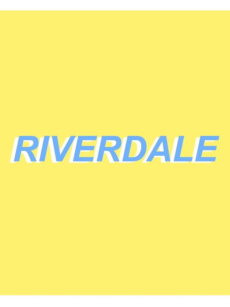 Riverdale by eviedelrey