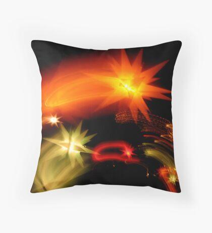 Stars & Stripes Throw Pillow