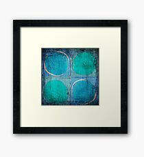 containing joy = the after effects Framed Print