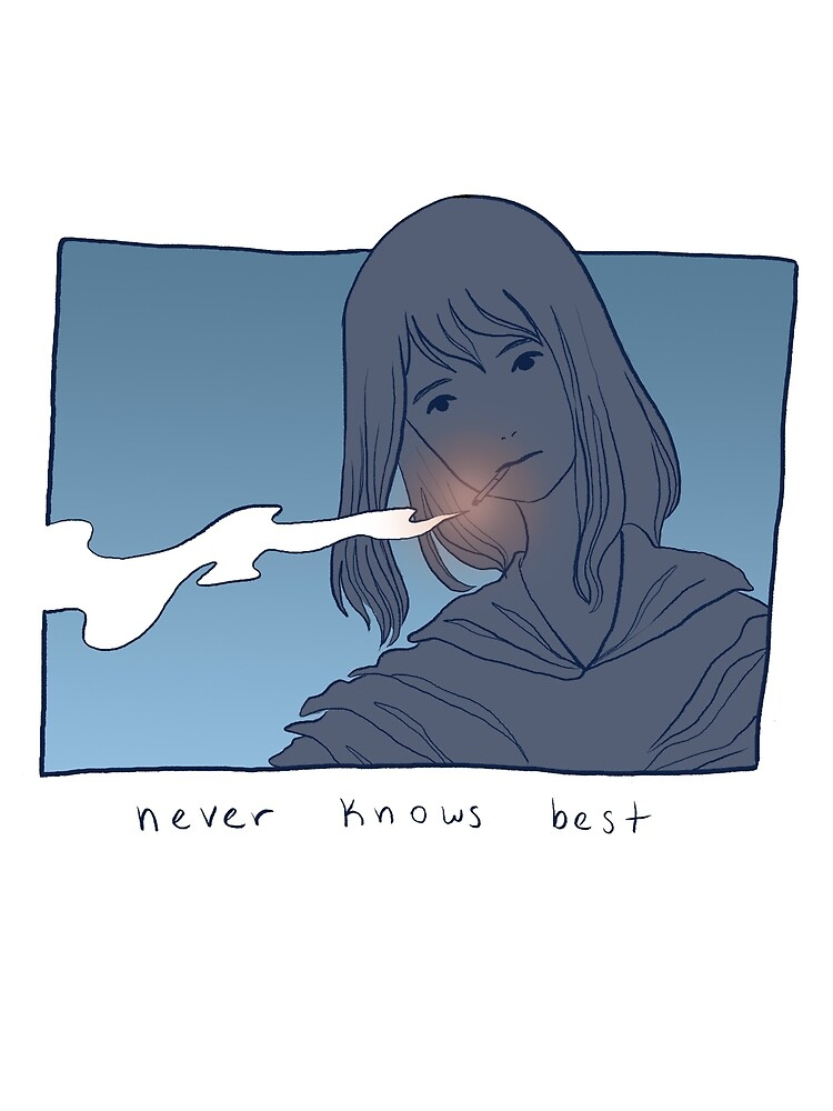 never knows best by planetspaceship