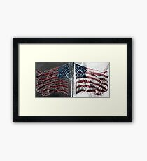 Patriot of the Arts Framed Print