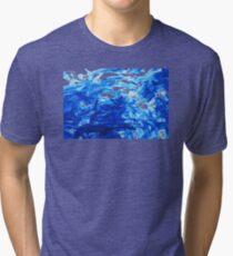 Free Hand Tri-blend T-Shirt