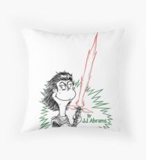 How The Sith Stole Christmas Throw Pillow