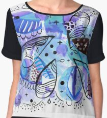 Save it for a rainy day Women's Chiffon Top