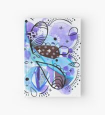 Save it for a rainy day Hardcover Journal