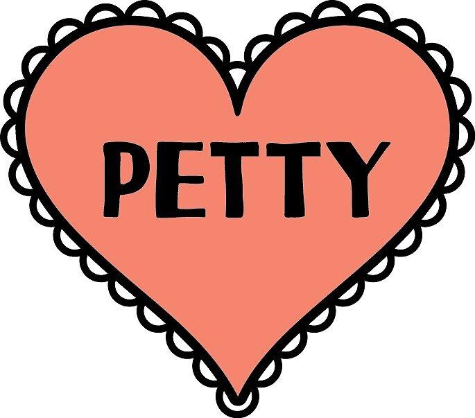 Petty Heart by meggymac